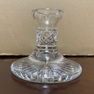 Waterford Giftware Collection Crystal Candleholder